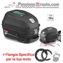 Borsa Serbatoio tank bag Aprilia Shiver Abs 750 2010-17 Givi ST603 Bf02