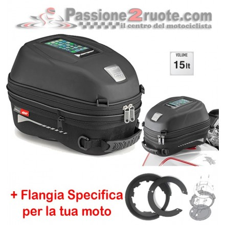 Borsa Serbatoio tank bag Ducati Monster 1200 Givi ST603 Bf08