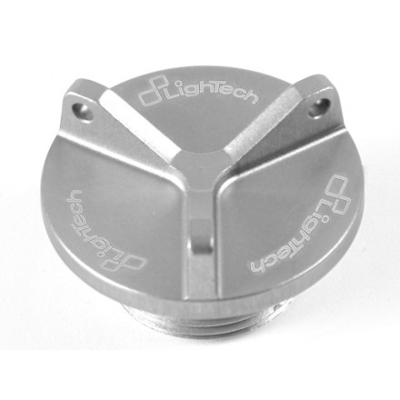 Tappo olio motore silver moto lightech Oil004 Fuel gas caps