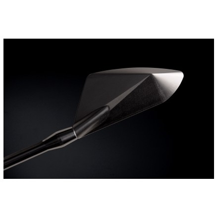 Coppia Specchi In Alluminio Lightech SPEAL014D