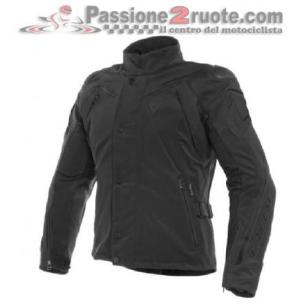 Giacca moto Dainese Rain Master D-Dry Nero black jacket