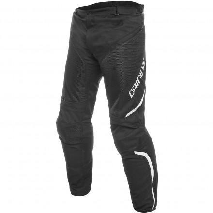 Pantaloni moto Dainese Drake air D-Dry Nero bianco trouser