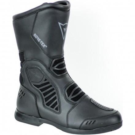 Stivale moto touring adventure Dainese Solarys goretex black boots