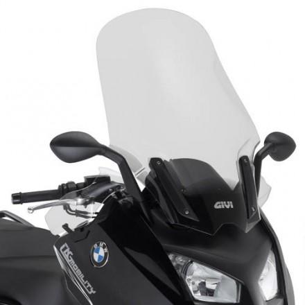 Parabrezza cupolino Givi D5105ST Bmw C650 Sport screen windscreen