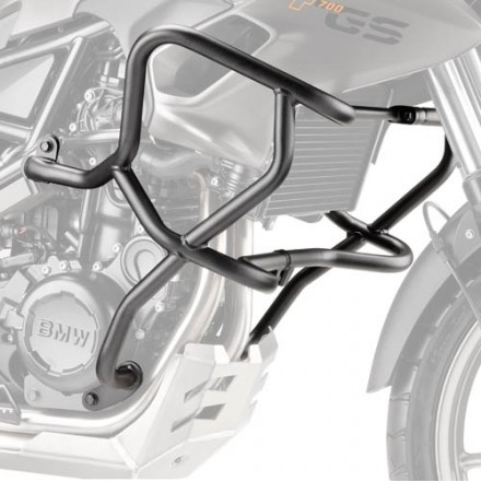 Paramotore tubolare Bmw F700 Gs 13-17 Givi TN5103 engine guard protector