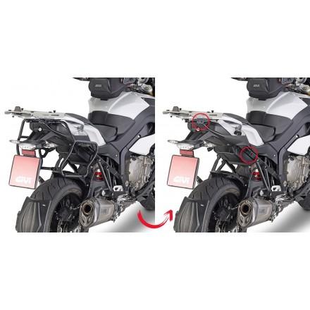 Telai valigie laterali Givi PLXR5119 Bmw S1000 XR pannier holder