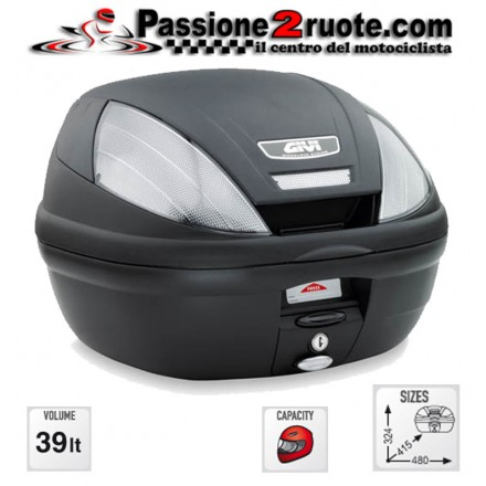 Bauletto Givi E370 Tech