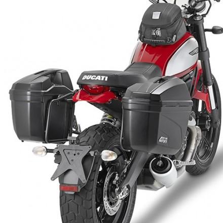 Telaietti laterali Givi PL7407 Ducati Scrambler icon 800