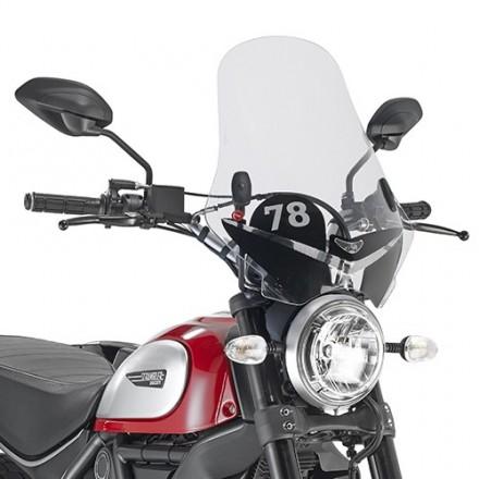 Cupolino Givi 7407AS Ducati Scrambler icon 800