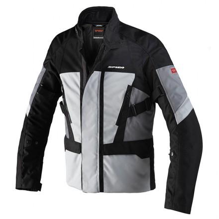 Giacca donna moto Spidi Traveler 2 black grey jacket