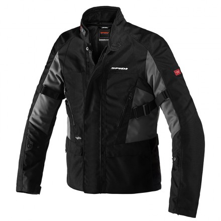 Giacca moto Spidi Traveler 2 black slate jacket