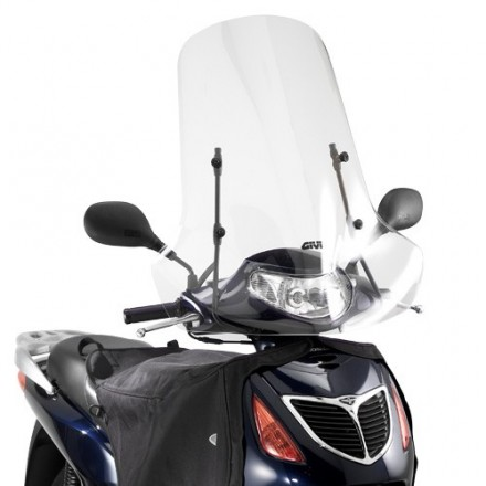 Parabrezza Givi 186A + A186A Honda  SH 125-150 01-04
