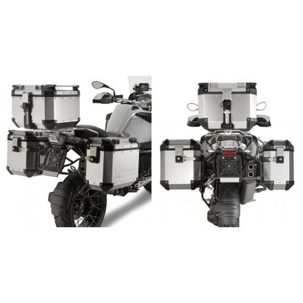Telai valigie laterali Bmw R1200 gs 2013-2018 Givi PL5108CAM pannier holder side cases