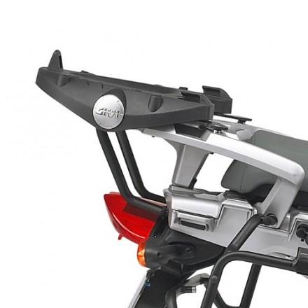 Staffa attacco porta bauletto posteriore Bmw R1200 Gs 2004-12 Givi SR684 rear rack top case