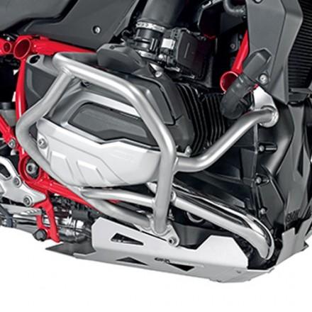 Paramotore Protezione motore tubolare Bmw R1200 Rs 2015-18 Givi TN5108OX engine guarda protector
