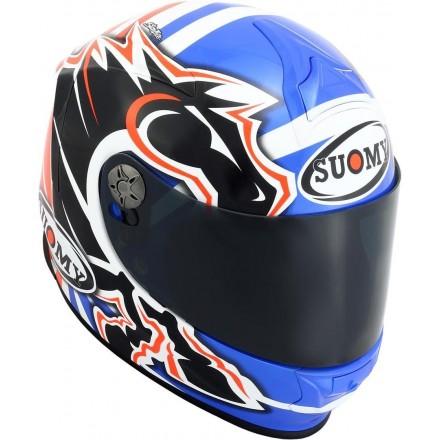 Casco integrale moto Suomy Dovizioso Gp Replica helmet casque