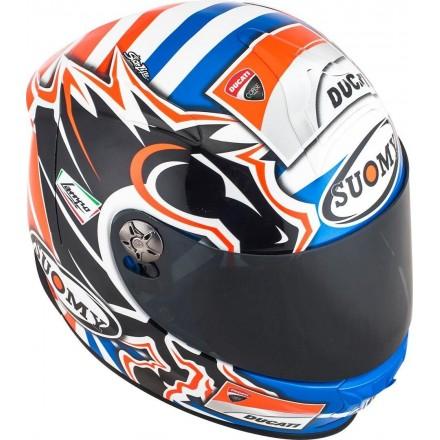 Casco integrale moto Suomy Dovizioso Gp Replica Ducati helmet casque