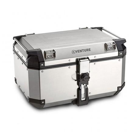 Top Case valigia posteriore kappa KVE58A K-Venture 58 lt Alluminio