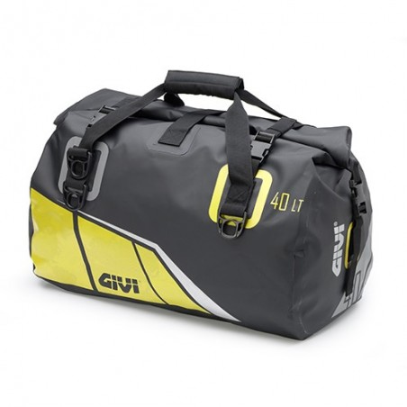 Borsone impermeabile da sella universale o portapacchi moto Givi EA115BY saddle luggage rack waterproof bag