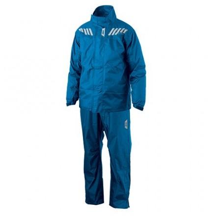 Tuta Antipioggia blu Givi Ridertech waterproof rain suit