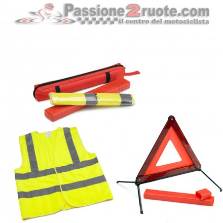 Kit sicurezza Givi S300 Safety