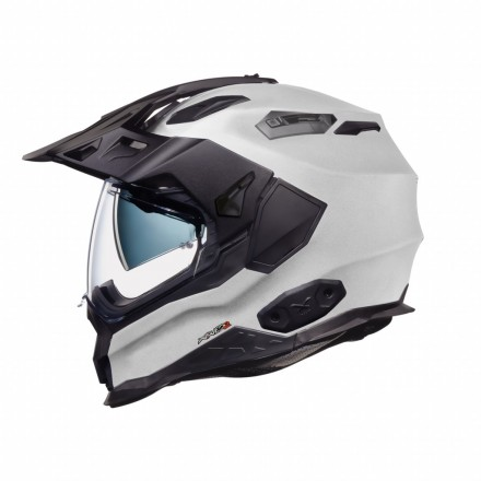 Casco integrale touring adventure Nexx Xwed2 grey reflex helmet casque