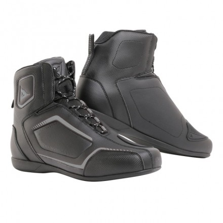 Scarpe moto Dainese Raptors nero Black shoes