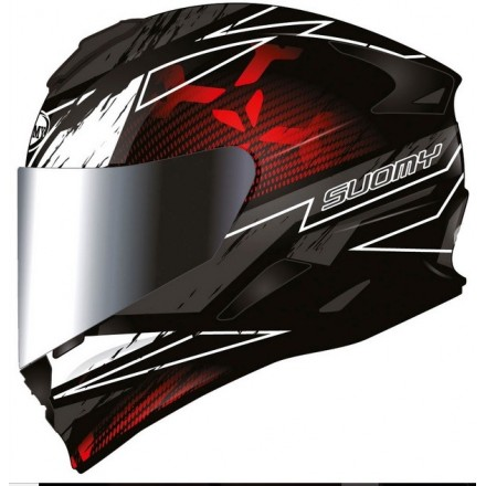 Casco integrale moto Suomy Stellar phantom helmet casque