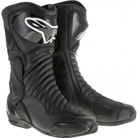 Stivali moto sport Alpinestars Smx-6 V2 nero black racing boots