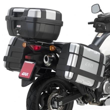 Telai Valigie laterali Suzuki DL 650 V-Strom 2011-16 Givi Pl3101 pannier holder side cases