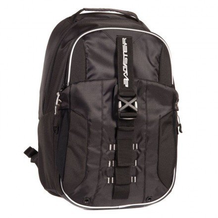 Zaino 30 litri Bagster Storm nero black XSD199 Backpack