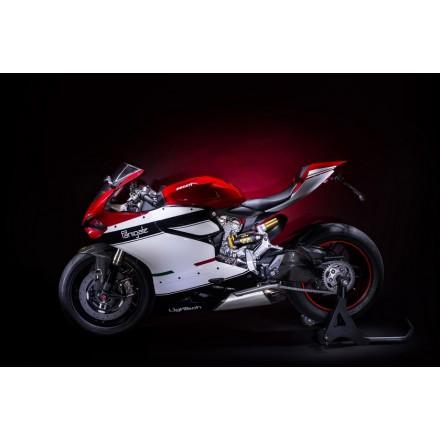 Carter Protezione Catena Carbonio Ducati 1199 Panigale (12-14) Lightech CARD1012