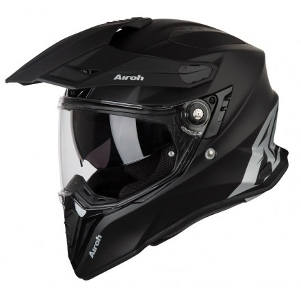 casco airoh commander integrale on off enduro adventure motard helmet