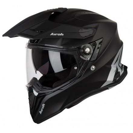 casco airoh commander integrale on off enduro adventure motard helmet