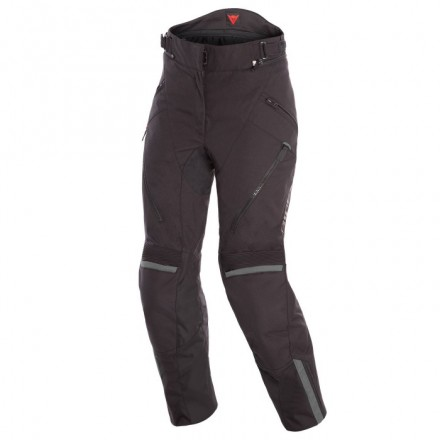 Pantaloni donna moto impermeabile Dainese Tempest 2 Lady D-dry nero black waterproof woman pants