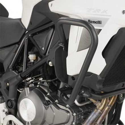 Paramotore Protezione motore tubolare alto Benelli Trk502 Givi TNH8703 engine guard protector