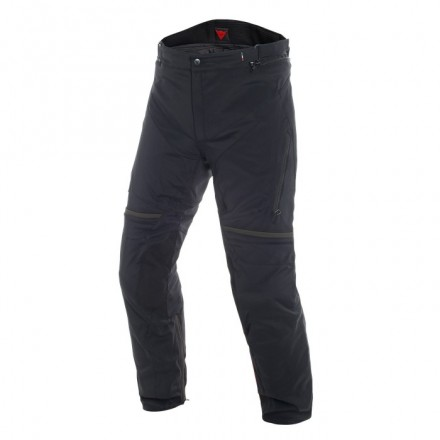 Pantaloni moto touring Dainese Carve Master 2 Goretex nero black trousers pants