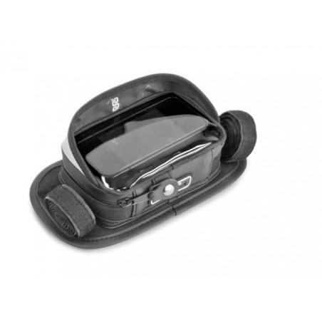 M089 Case mini borsa porta accessori gps o smartphone con montaggio rapido a strap