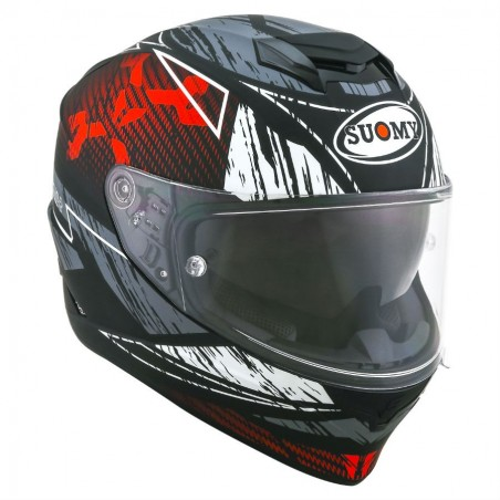 Casco integrale moto Suomy Stellar phantom helmet casque
