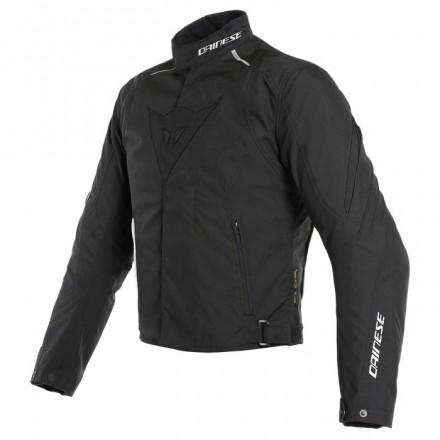 Giacca moto sportiva impermeabile Dainese Laguna Seca 3 D-dry black 691 waterproof jacket