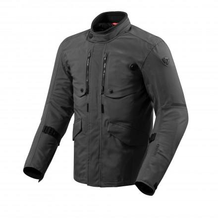 buy online 44b62 51f3a Giacca Revit Trench GoreTex Black moto