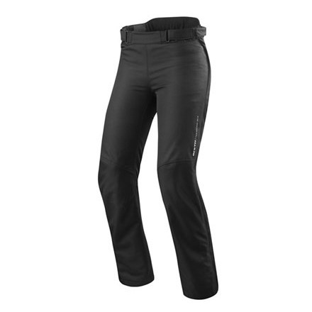 Pantaloni donna moto touring Revit Varenne ladies nero black lady woman pant trouser