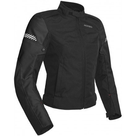 Giacca donna Acerbis Discovery Ghibly lady black