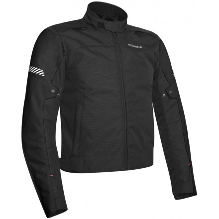 Giacca moto sport Acerbis Discovery Ghibly nero black jacket