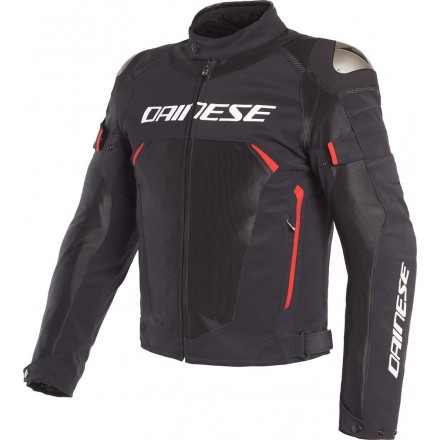 Giacca  Dainese Dinamica D-Dry nero rosso Black red 684 jacket moto sport touring
