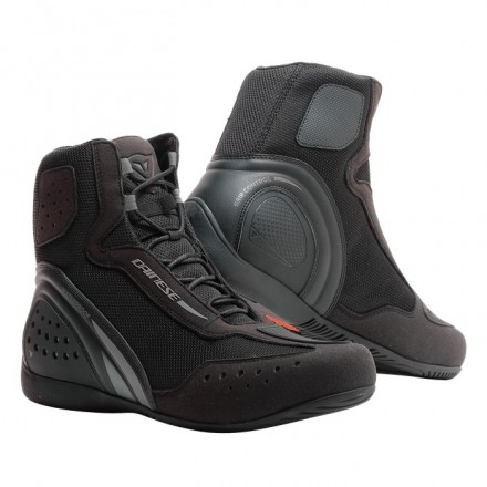 Scarpe moto Dainese Motorshoe D1 Air nero antracite black shoes