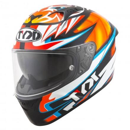 Casco integrale moto KYT NF-R Charger helmet casque