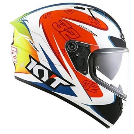 Casco integrale moto KYT NF-R Beam helmet casque