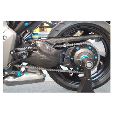 Protezione Forcellone Carbonio Honda CB 1000 R Lightech CARH7060