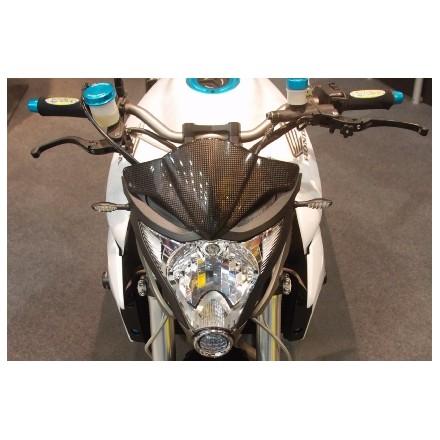 Frontalino Copri Strumenti Carbonio Honda CB 1000 R Lightech CARH7070